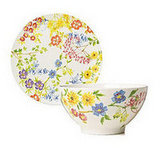 Watercolors Dinnerware
