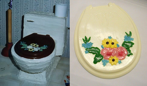 Would You Eat a Toilet Cake?