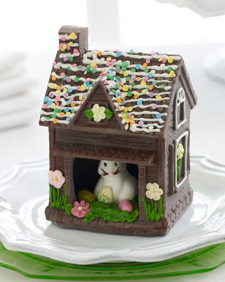 Chocolate Bunny House