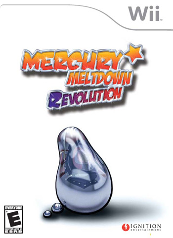 Mercury Meltdown Revolution: Wii