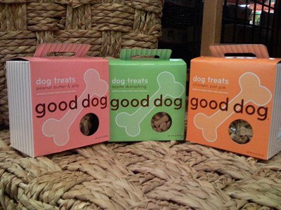 Good Dog Treats Are Good Enough To Eat