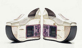 Gameboy Shoes: Geekish or Freakish?