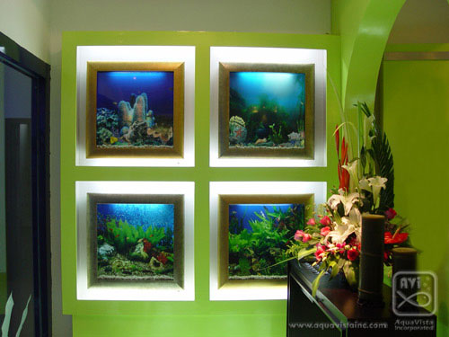 AquaVista 500 Fish Tank