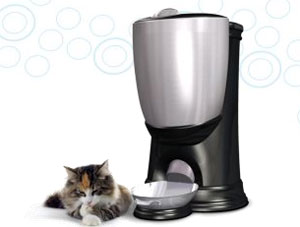 Perfect Petfeeder Helps With Proper Portions