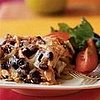 Fast &amp; Easy Dinner: Black Bean and Chicken Chilaquiles