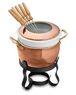 Off to Market: Fondue Pot