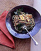 Fast &amp; Easy Dinner: Linguine and Tuna with Spicy Orange Sauce