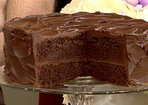 Yummy Link: Old Fashioned Chocolate Cake