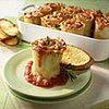 Fast & Easy Dinner: Lasagna Rolls