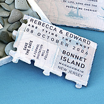 Fabulous Ways To Save The Date