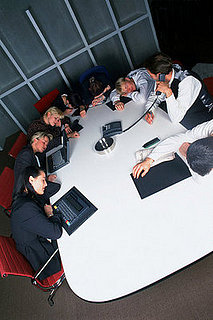 Are Office Meetings Enjoyable?