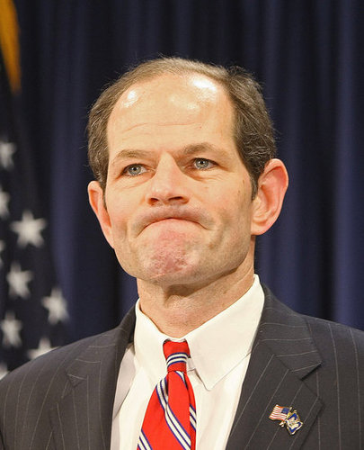 Eliot Spitzer Prostitution Scandal