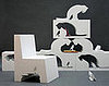 Weird (and Cool) Furniture: Fill in the Cat