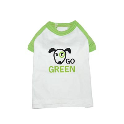 Go Green Dog Tee