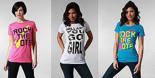 Simply Fab: Rock the Vote T-Shirts