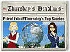 Top News Stories 2008-03-13 06:58:30