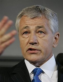 Hagel: US May Need New Political Party