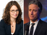 Tina Fey: Jon Stewart Doesn't Make People Laugh