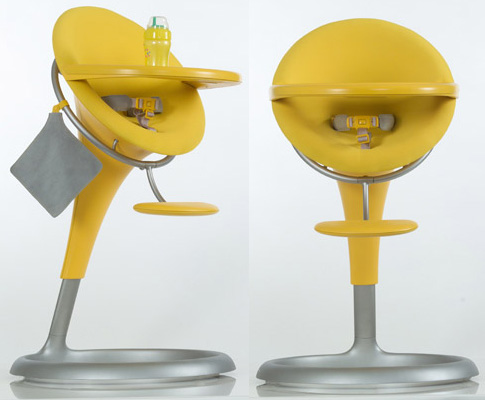 Calla High Chair: Kid Friendly or Are You Kidding?