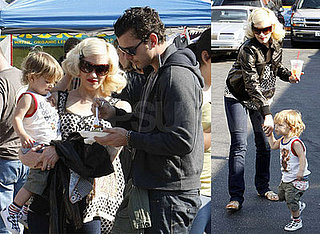Gwen and Gavin Are Giving Kingston a Sibling!