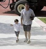 Mini Me: Ryan Phillippe and Deacon