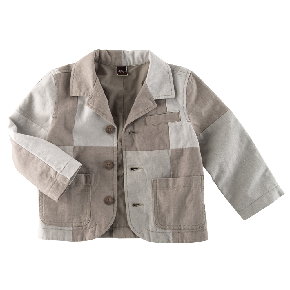 Peul Patchwork Jacket ($79)