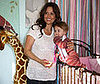 Brooke Burke's Baby Room