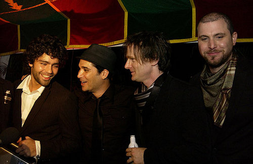 Adrian Grenier and The Honey Brothers Perform in LA Tonight- Friday, February 22nd!!!