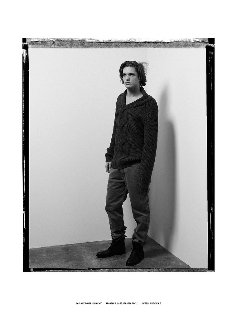 J. Lindeberg A/W 08 Look Book