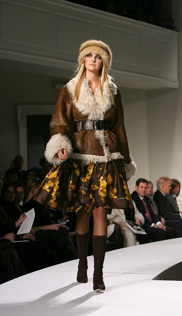 Oscar De La Renta Fall 2008 Fashion Show