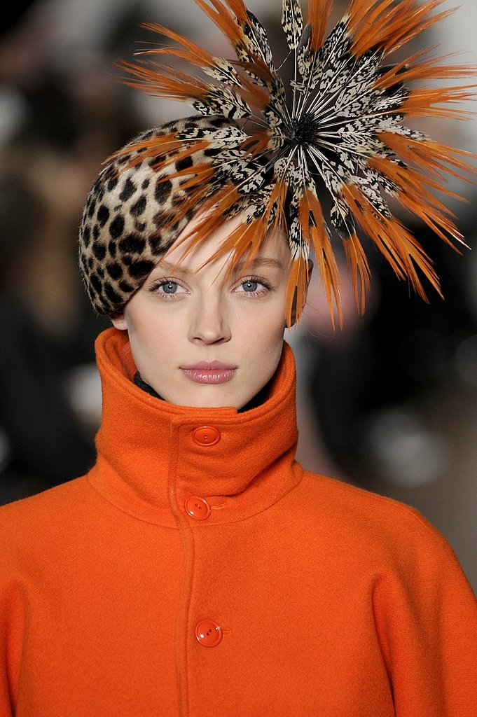 Fall 2008 Trends: Hats