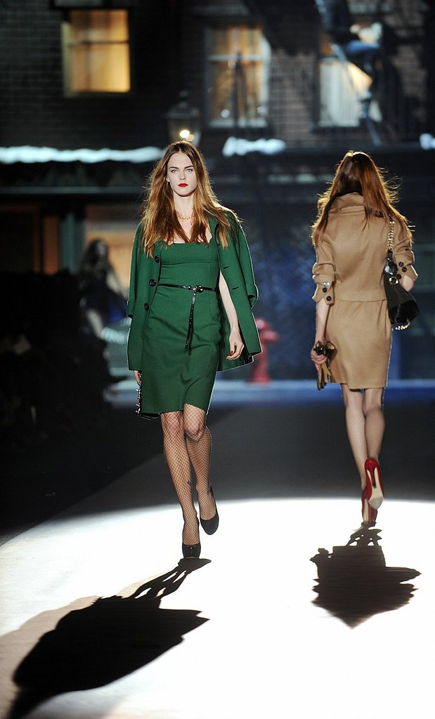 Snapshots: DSquared Fall 08 Fashion Show