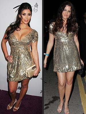 WHO WORE IT BEST: KIM OR KOURTNEY KARADASHIAN