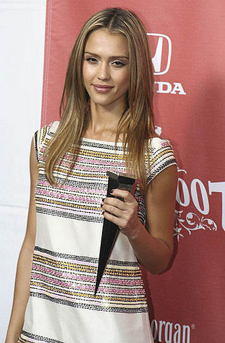 Jessica Alba Wants a Brown Baby