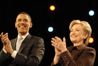 Clinton challenges Obama to Lincoln-Douglas style debate