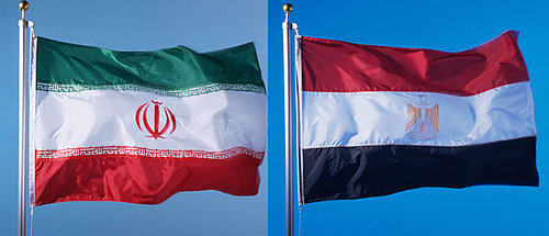 Headline: Iran and Egypt Getting Closer