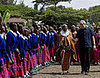 Check This: Bush a Hero in Africa