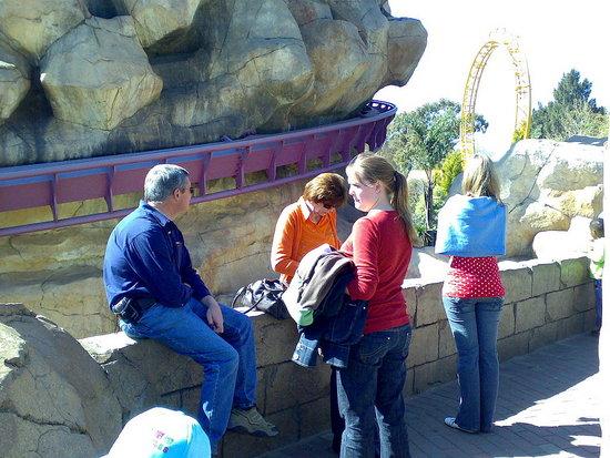 Anaconda ride  www.goldreefcity.co.za