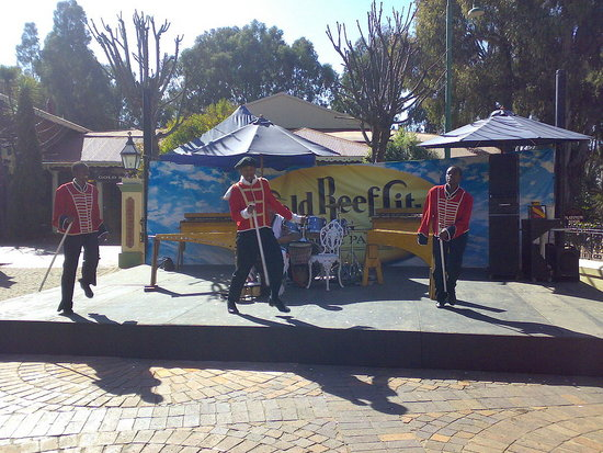 African Show in Gold reef City