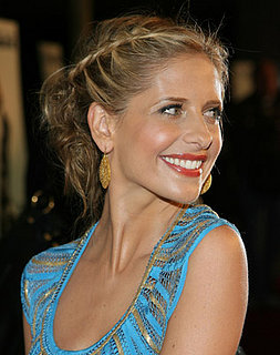 Sarah Michelle Gellar at The Air I Breathe Premiere
