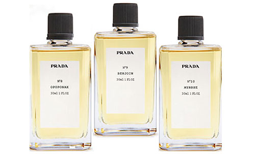 Prada Boutique Scents