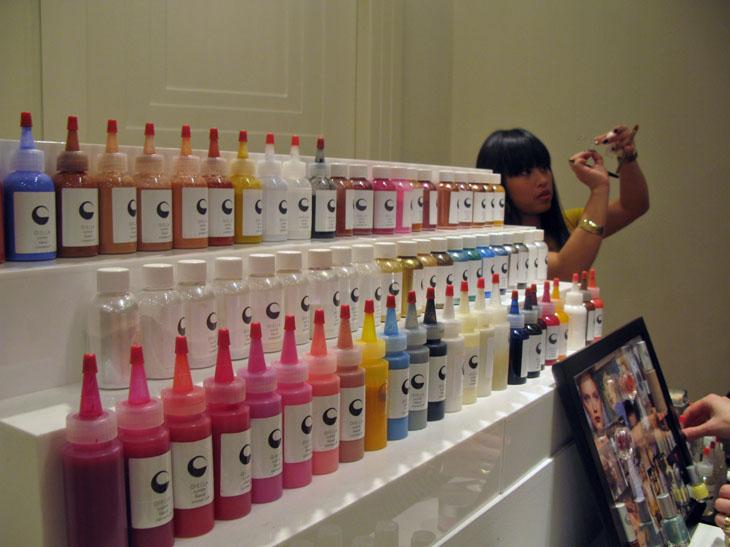 Giella Custom Blend Cosmetics