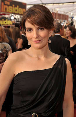 Love It or Hate It? Tina Fey's SAG Look