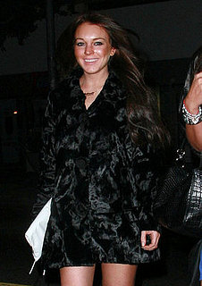 Love It Or Hate It? Lindsay Lohan's a Brunette. Again.