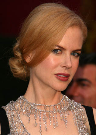 Nicole Kidman's Makeup at the Oscars: Tutorial