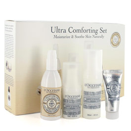L'Occitane Ultra Comforting Set