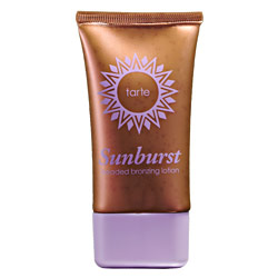 Thursday Giveaway! Tarte Sunburst Beaded Bronzing Lotion