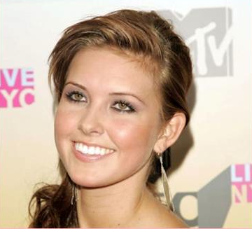 Audrina Patridge makeup 2008-03-31 16:16:12