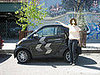 Bella's Smart Car Adventure