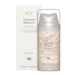 Boots No7 Intensive Moisture Face Mask, $19.99